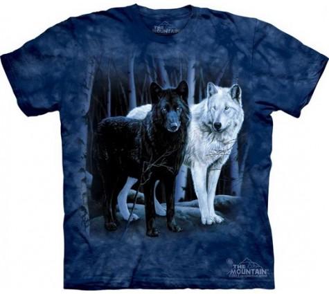 3д футболка -10-1106