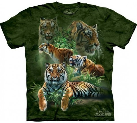3д футболка-10-3301