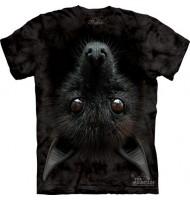 3д футболка летучая мышь
