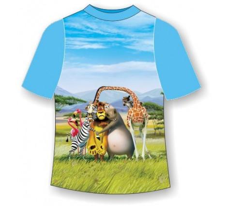 Детская футболка Зоопарк