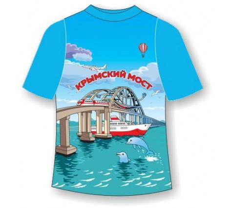 Детская футболка Мост анимация