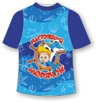 Детская футболка Морячок