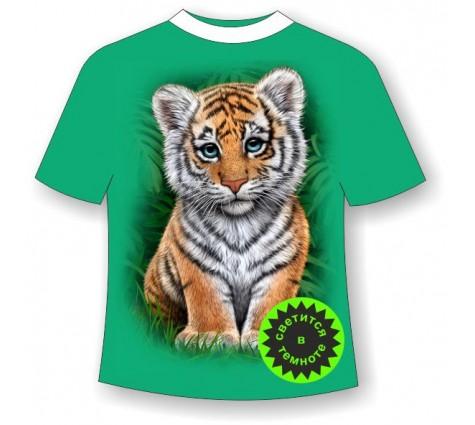 Детская футболка Тигренок 976