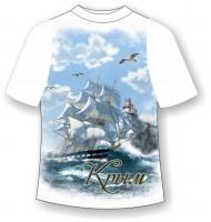 Детская футболка Южный берег