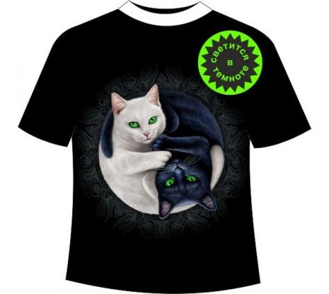 Детская футболка Инь-янь