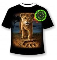 Детская футболка Король лев