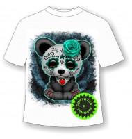 Детская футболка Страшилка