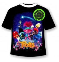 Детская футболка Вечеринка Троллей