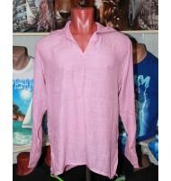 Рубашка марлевая детская лиловая