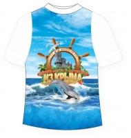 Детская футболка Из Крыма