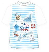 Детская футболка Крым 2021