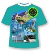 Детская футболка Крым коллаж 844