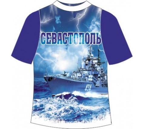 Детская футболка Севастополь Гроза