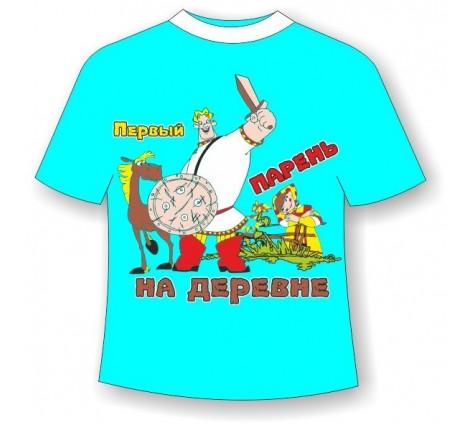 Детская футболка Илюша