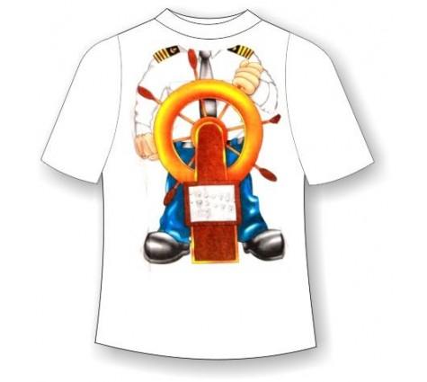 Детская футболка Капитан