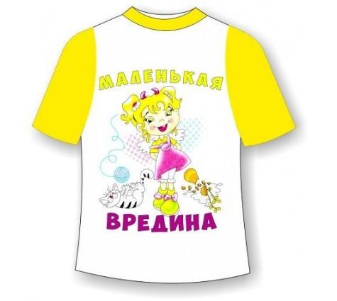 Детские недорогие футболки
