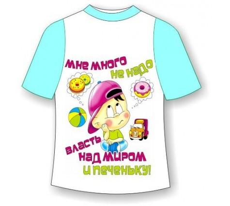 Детская футболка Печенька