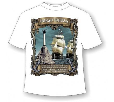 Детская футболка Севастополь