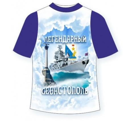 Детская футболка Севастополь №505