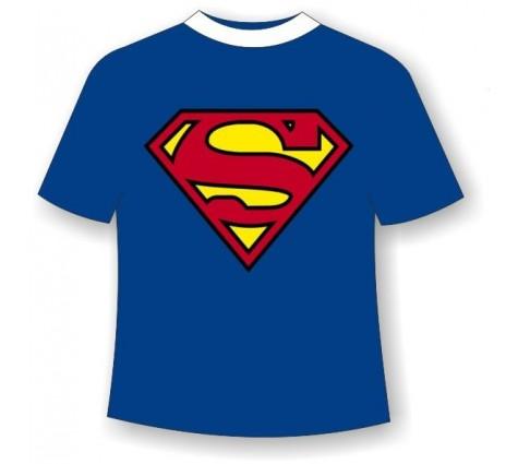 Детская футболка Супермен