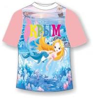 Детская футболка Русалка
