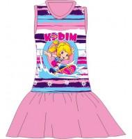 Детское платье Девочка в круге