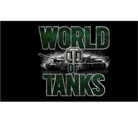 Флаг World of tanks