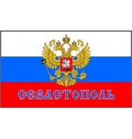 Флаг Россия -Севастополь 2