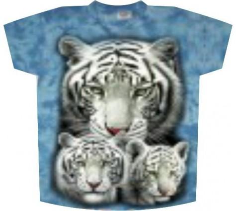 Футболка Белый тигр TD 233