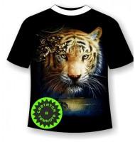 Футболка тигр GR 366