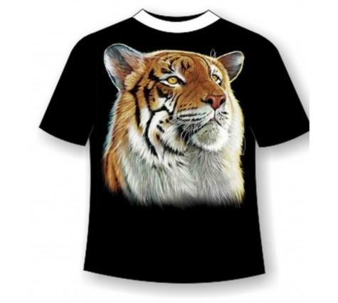 Футболка тигр TDA 173