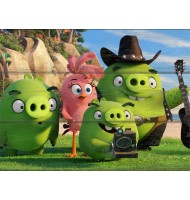 Картина Angry Birds