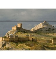 Картина Генуэзская крепость