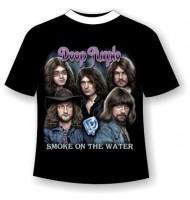 Футболка Deep Purple №380