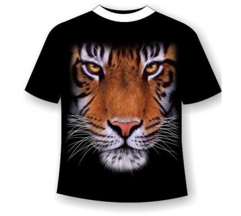 Футболка Морда тигра