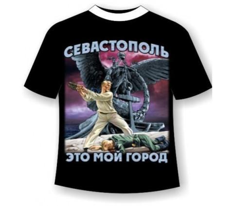 Футболка Севастополь десант