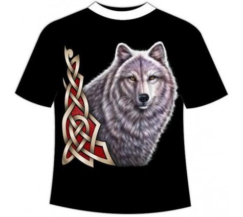 Футболка Волк №281