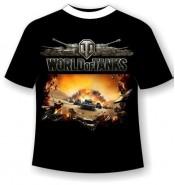 Футболка World of tanks №170
