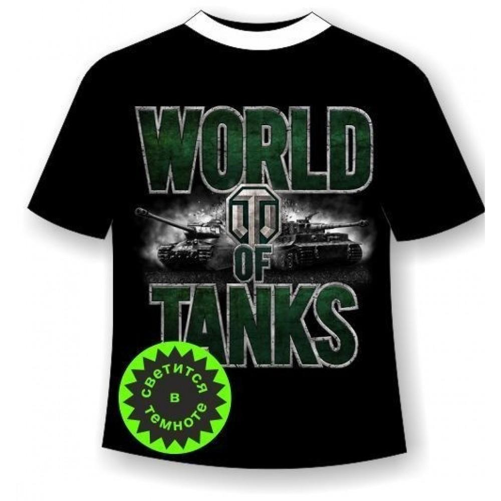 Футболка World of tanks №301