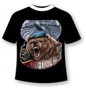 Футболка Медведь ВДВ 263