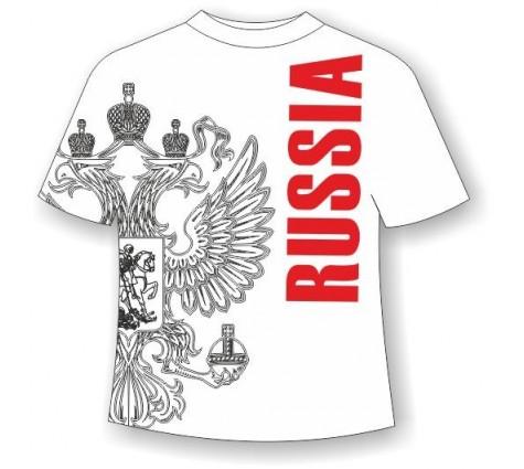 Футболка Россия-6