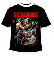 Футболка Scorpions №425