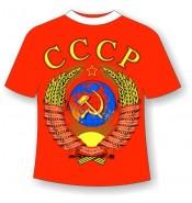 Футболка больших размеров СССР