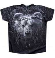 Футболка Медведь мудрый КРТ 223