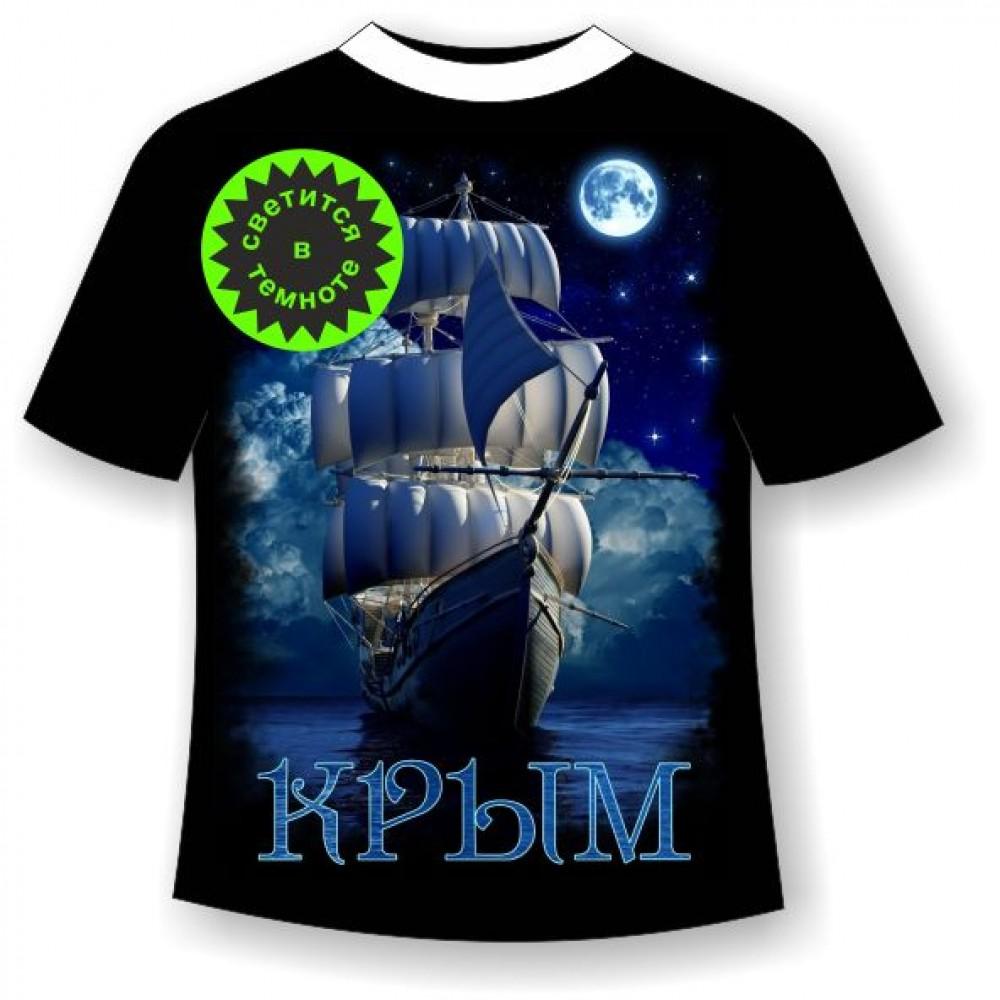 Футболка Крым ночной KL 6