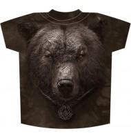 Футболка Русский медведь KP 245