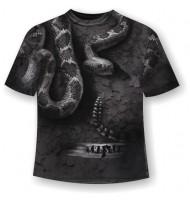 Футболка Гремучая змея
