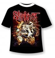 Футболка Slipknot 748