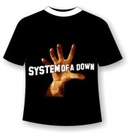 Футболка System of a down 1009