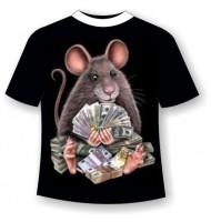 Футболка Богатая мышь
